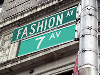 Fashion Avenue NYC