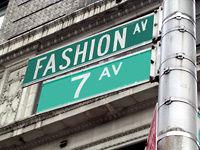 Fashion Avenue NYC