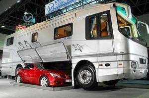 Luxury Bus Extras