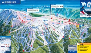 Mt Buller's Southern Slopes