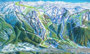 Thredbo Trail Map